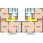 【新築】中里五丁目アパートB(仮称) 201,202号室