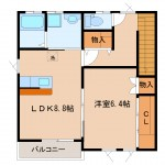 〈上古川新築〉アクアC 201,202号室